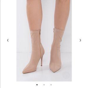 New sock booties